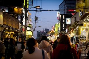 120411 Shopping Night Hongdae - Seoul - HANA-Muv.com Photo-3