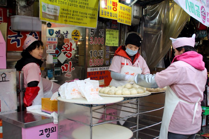 namdaemun market street food Photo-14