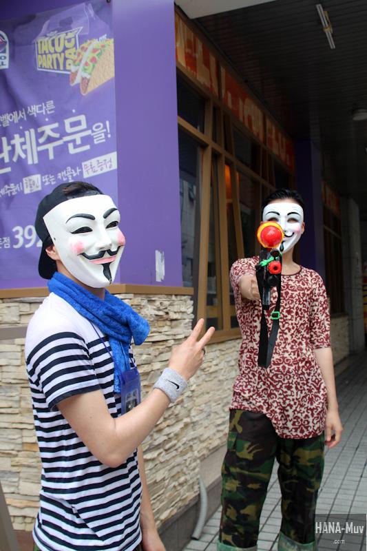130727 watergun festival sinchon seoul - HANA-Muv.com- (4)