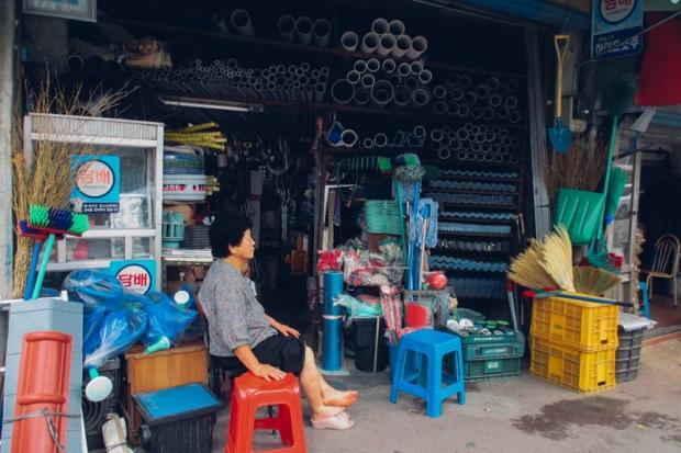 Nambu market jeonju hana-muv