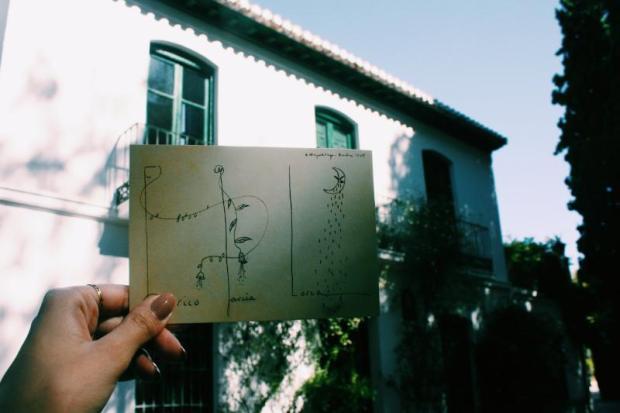 Huerta San Vicente en Granada