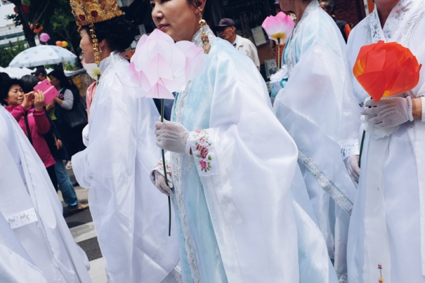 Yeondeunghoe Lotus Lantern Festiva